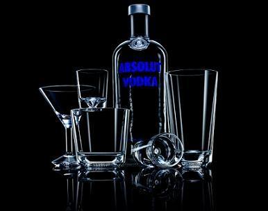 Come lets have an Absolut Vodka