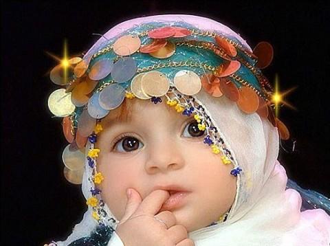 Cute-Muslim-Baby-Girl