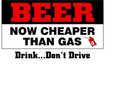 Drink...Don't Drive