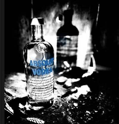 I Love Absolut Vodka