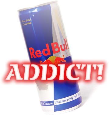 Red Bull Addict
