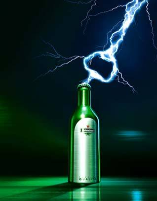 Thunder~ I Love Alcohol