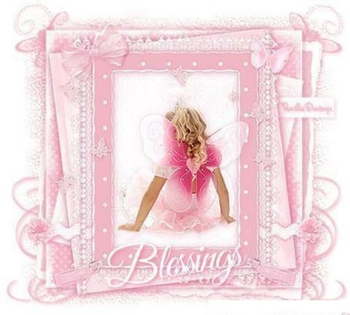Angel blessings coolgraphic