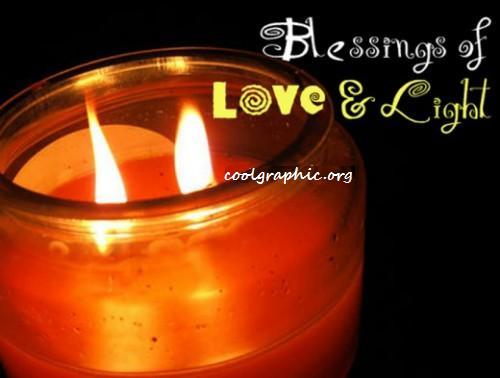 Blessing of love coolgraphic