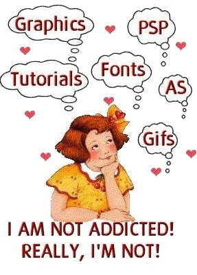 I am not addicted! really, i m not