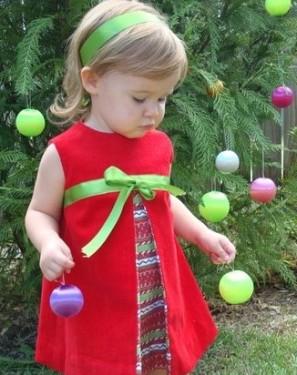 Vintage-christmas-dress