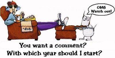 Comment back