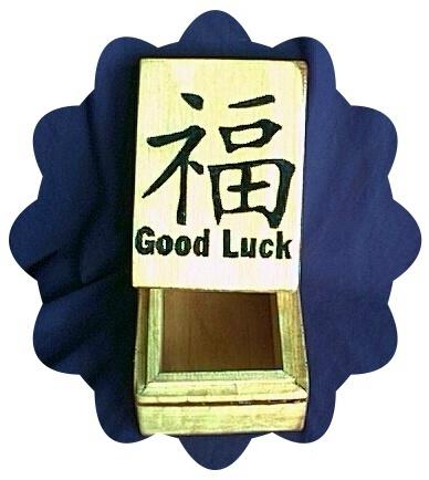 Good luck graphics