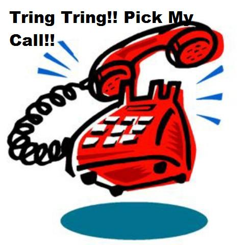 Telephone ringing twn