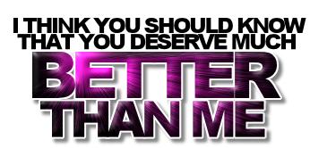 Betterthanme