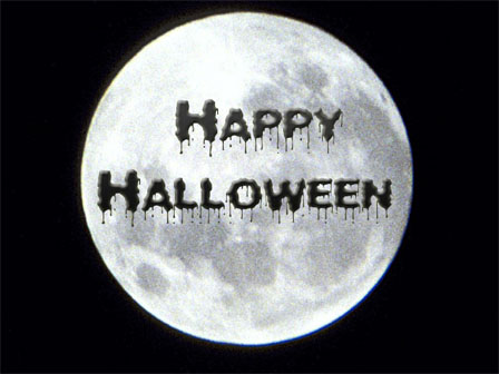 Happy Halloween Graphic for Myspace