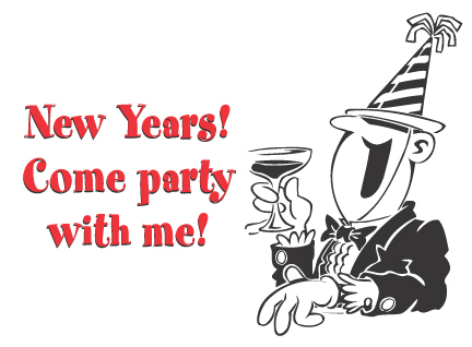 New Year Party With Me