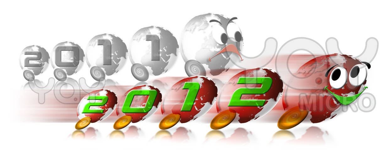 Funny New Year 2012 Ecard