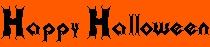 Happy Halloween Scrap