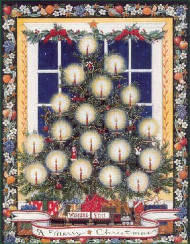 Elegant Christmas Ecard