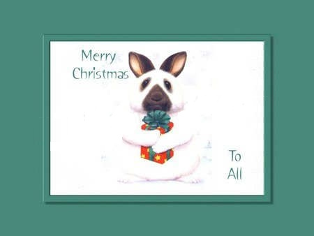 Merry Christmas To All Ecard