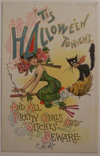 It's Halloween Tonight