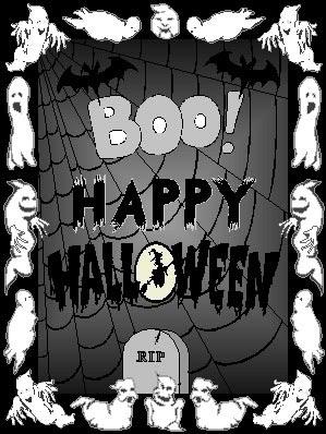 Boo Its Halloween