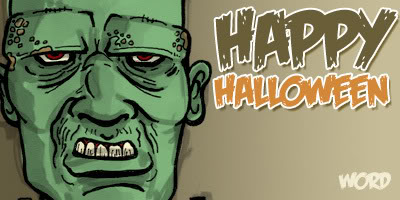 Happy Halloween Scrap for Orkut, Hi5