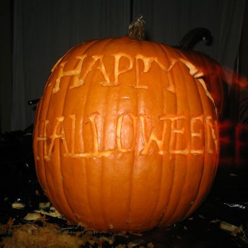 Wishing You Happy Halloween Day