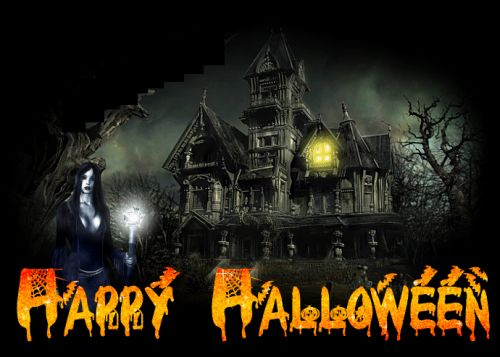 Happy Halloween Wishes for You