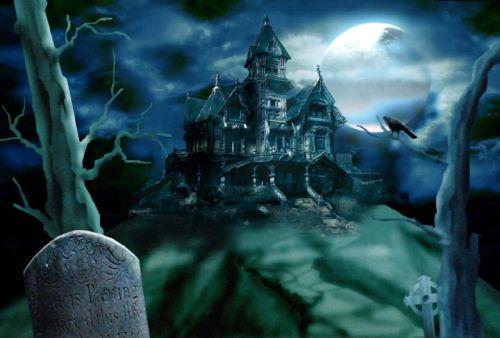 Scary Halloween Greetings
