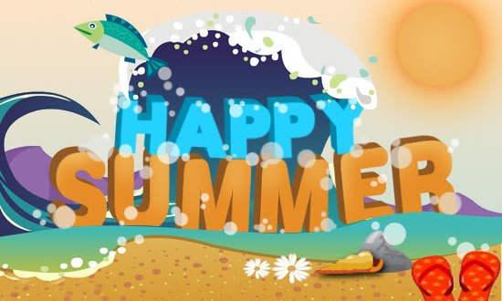 Happy summer graphic seasons graphics summer graphics99 happy summer graphic m4hsunfo