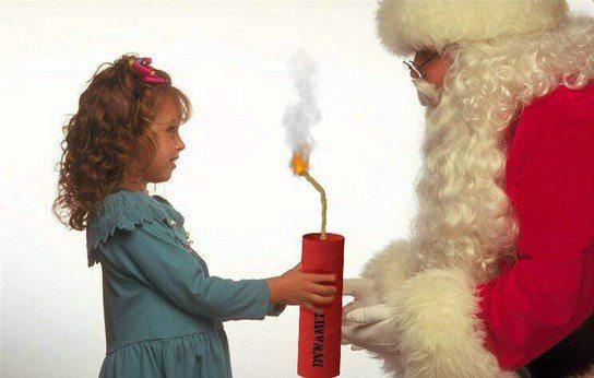 Dynamite For Santa