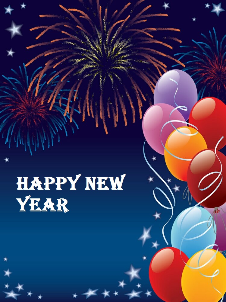Happy New Year To Friends And Family