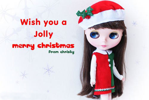 Wishing You A Jolly Merry Christmas