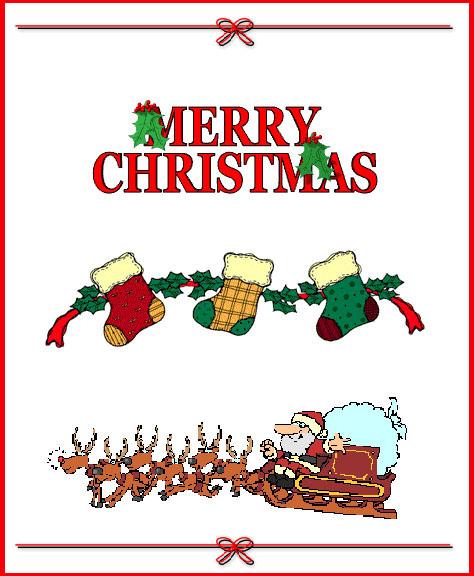 Nice Christmas Ecard