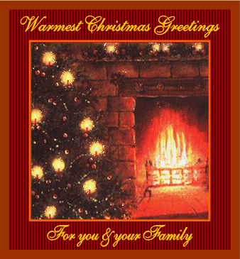 Warmest Christmas Greetings