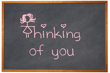 Thinking of You Graphic