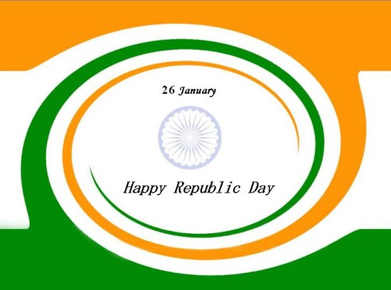26 January - Indian Republic Day