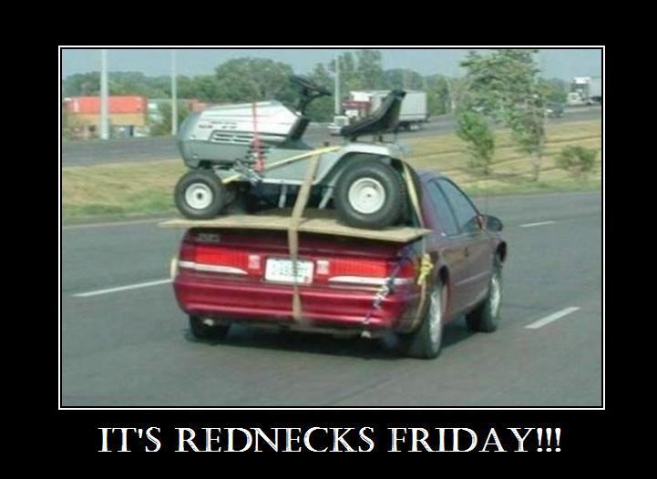 Redneck Happy Friday Myspace Graphic