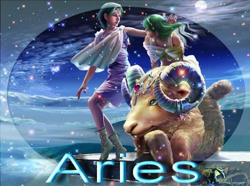 Magical Aries Sun Sign