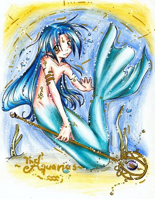 Aquarius Sun Sign Pic