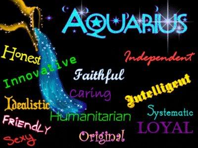 Colorful Aquarius Pic