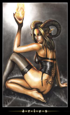 Sexy Aries Ecard