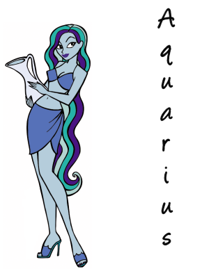 Glorious Aquarius Pic