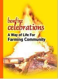 Bonfire Celebrations On Lohri