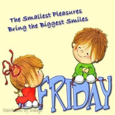 Happy Friday Graphic