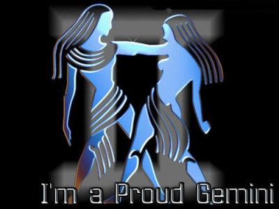 I Am A Proud Gemini