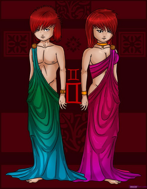 Marvelous Gemini Picture