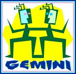 Gemini Fun Ecard