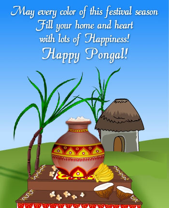 Happy Pongal Graphic for Myspace