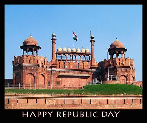 Happy Republic Day Ecard