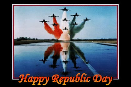Happy Republic Day Image for Facebook Sharing