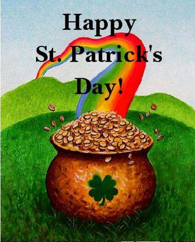 Happy St. Patricks Day Graphic