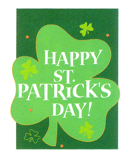 Happy St. Patricks Day Greeting